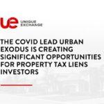 The COVID Lead Urban Exodus