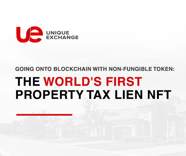 Property Tax Lien NFT